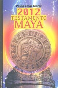 2012 testamento maya