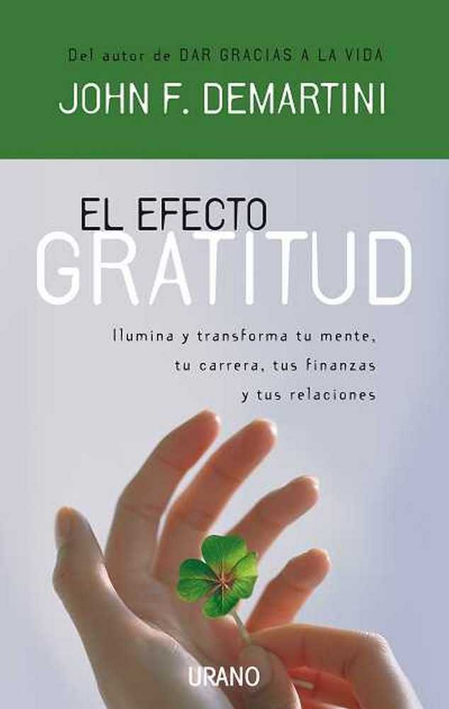 Efecto gratitud,el
