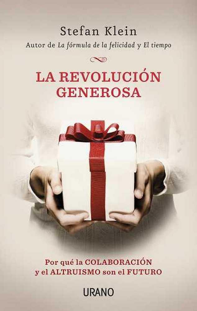 Revolucion generosa,la