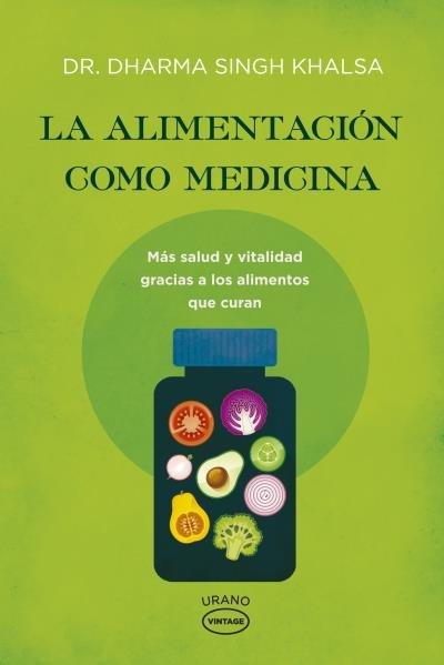 Alimentacion como medicina