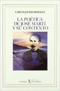 Poetica de jose marti y su contexto