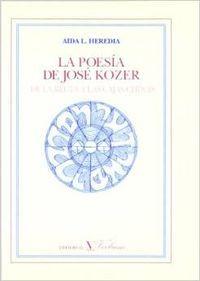 Poesia de jose kozer