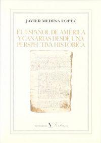 Español america y canarias perspectiva hca.