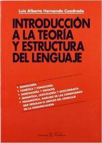 Int.teoria estruc.lenguaje