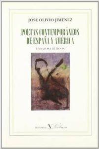 Poetas contemporaneos españa america