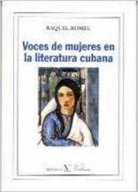 Voces de mujeres en literatura cubana