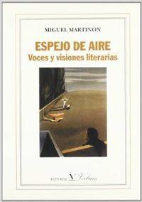 Espejo de aire voces y visiones literarias