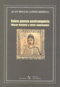 Sobre poesia posfranquista