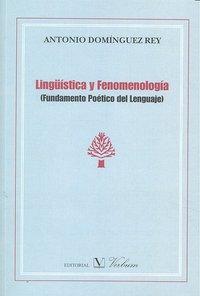 Linguistica y fenomelogia. fundamento poetico del lenguaje
