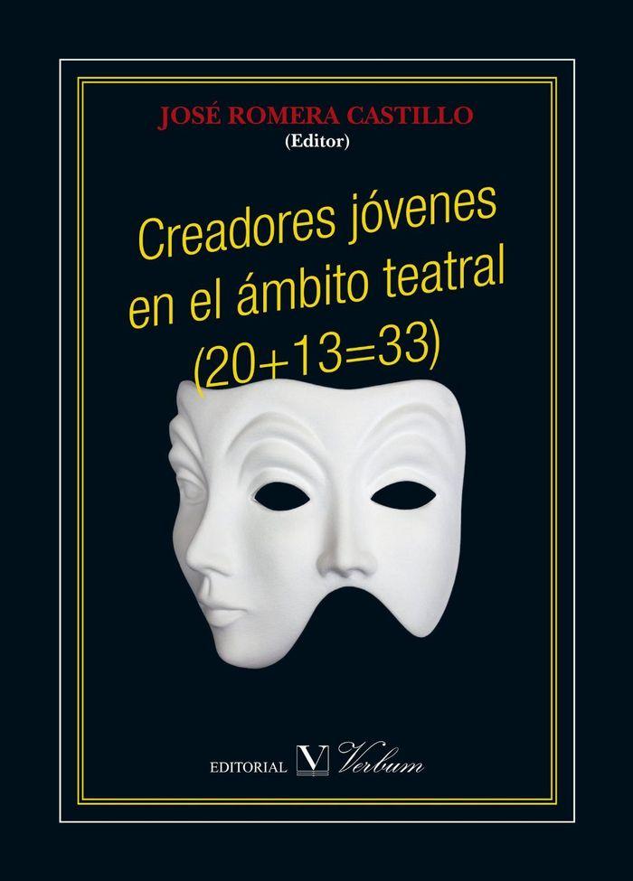 Creadores jovenes en el ambito teatral (20+13=33)