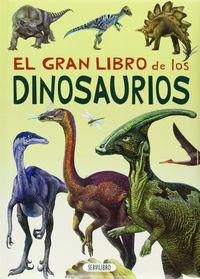 Gran libro de los dinosaurios,el