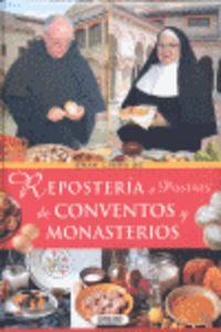 Reposteria postres de conventos y monasterios  cocina