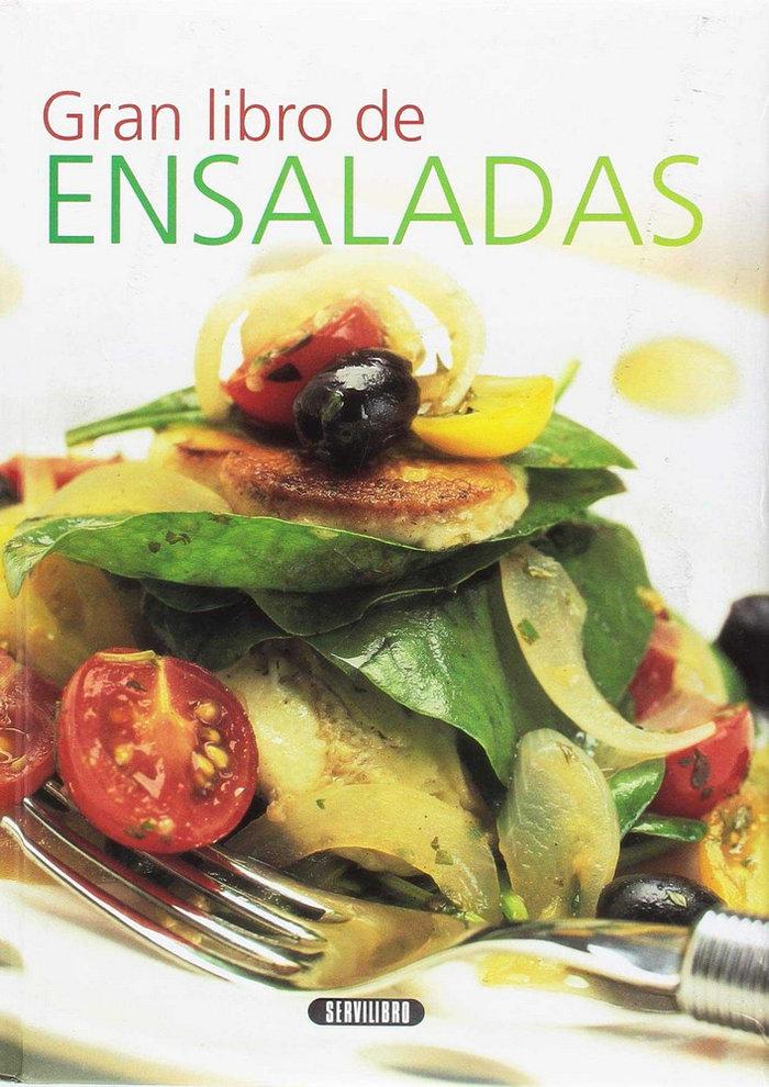 Gran libro de las ensaladas