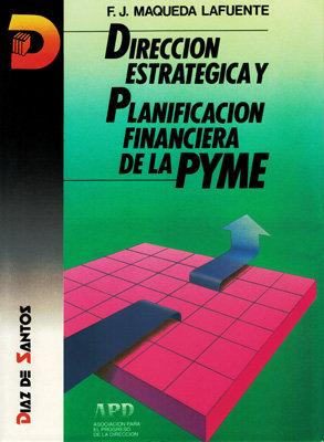 Direccion estrategica y planificacion financiera d