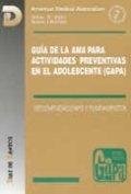 Guia de la ama para actividades preventivas en el