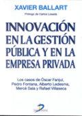 Innovacion en la gestion publica y en la empresa p.