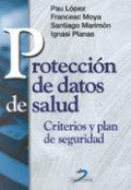 Proteccion de datos de salud criterios y plan