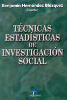 Tecnicas estadisticas de investigacion social