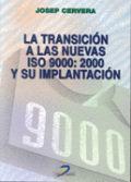 Transicion a las nuevas iso 9000/2000 y su imp.