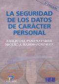 Seguridad de los datos caracter personal,la 2ªed