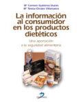 Informacion al consumidor en product.dieteticos,la