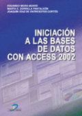 Iniciacion a las bases de datos con access 2002