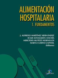 Alimentacion hospitalaria fundamentos