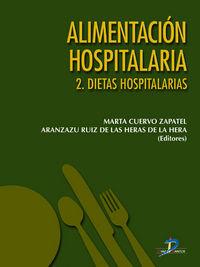 Alimentacion hospitalaria 2 dietas hospitalarias