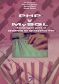 Php y mysql tecnologias para el desarrollo de apli