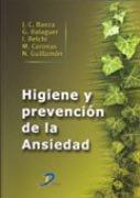 Higiene y prevencion de la ansiedad