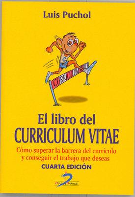 Libro del curriculum vitae 4ªed