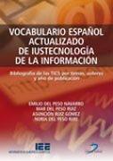 Vocabulario español actualizado de la iustecnologia de la in