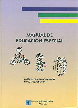 Manual de educacion especial rp nº6
