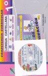 Competencia curricular lenguaje 1+cd pack ad nº147/148
