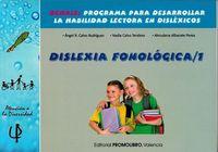 Dislexia fonologica 1