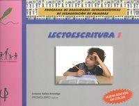 Lectoescritura 1 ad nº58 2ªed