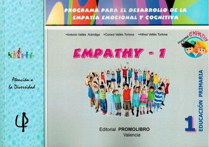 Empathy 1 programa para desarrollo de la empatia emocional