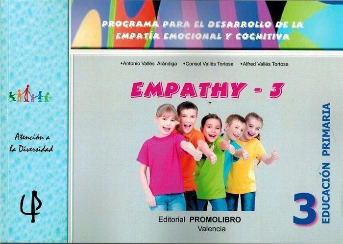 Empathy 3 programa para desarrollo de la empatia emocional