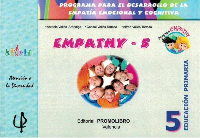 Empathy 5 programa para desarrollo de la empatia emocional