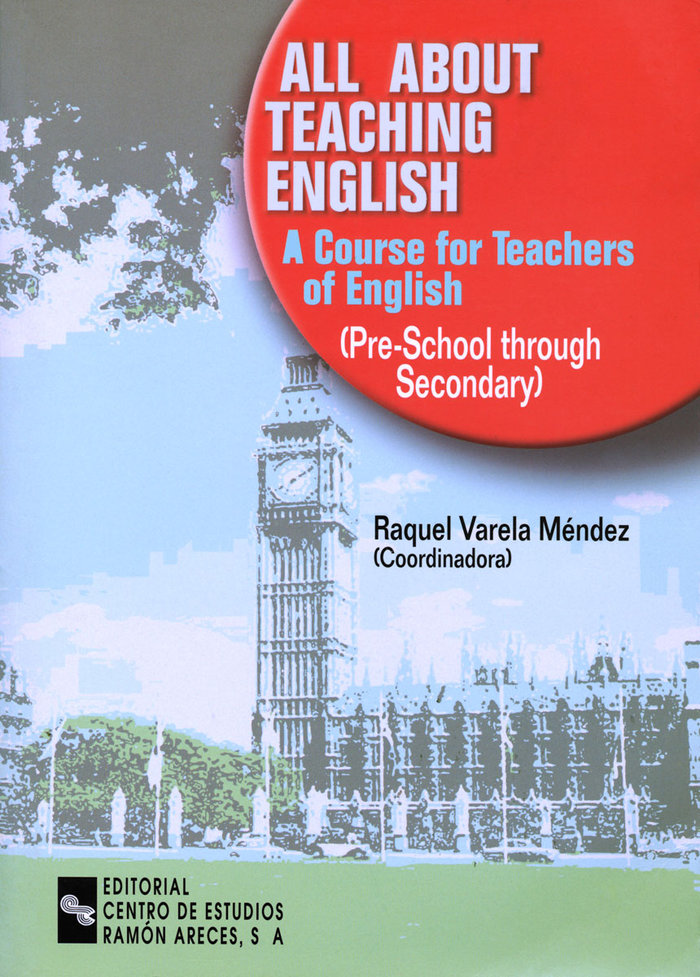 All about teaching english
