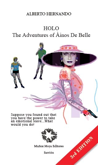 Holo. the adventures of ainos de belle