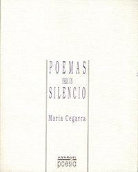 Poemas para un silencio