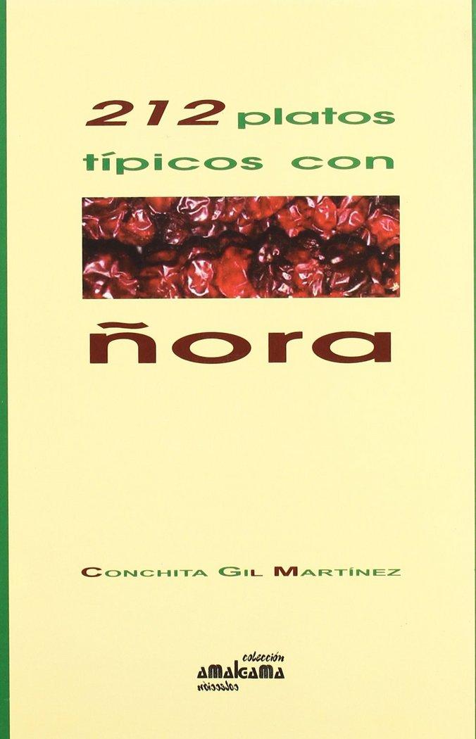 217 platos tipicos con ñora