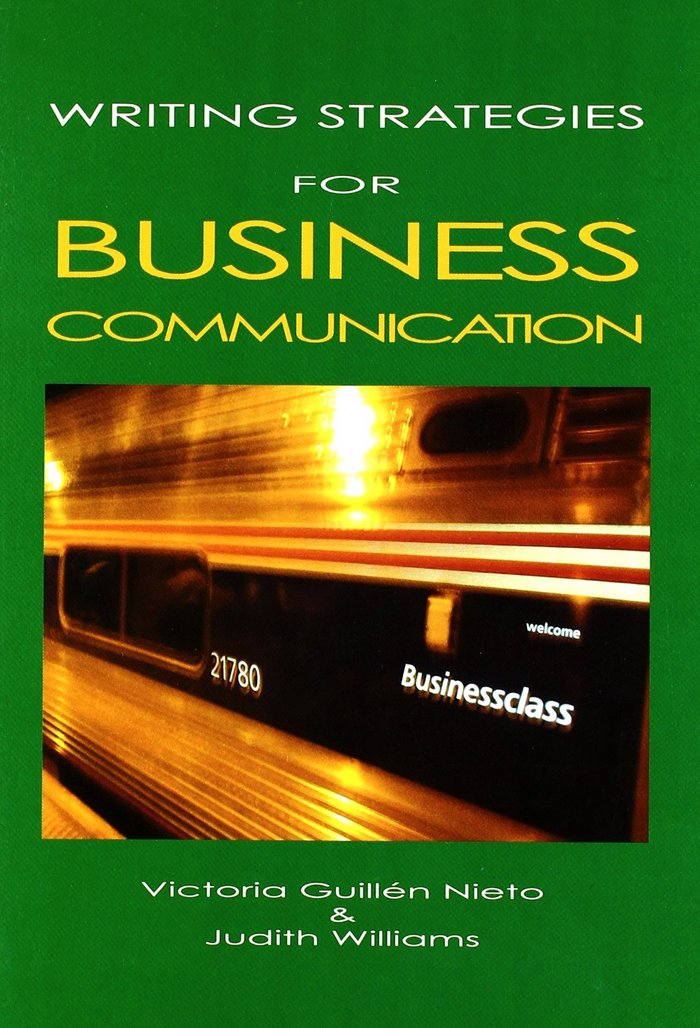 Writing strategies for business communication