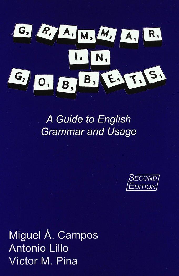 Grammar in gobbets