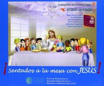 Sentados a la mesa con jesus!