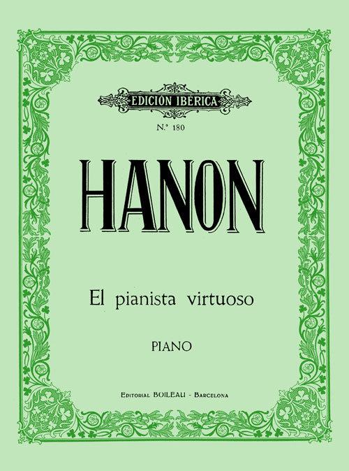 El pianista virtuoso hanon     180