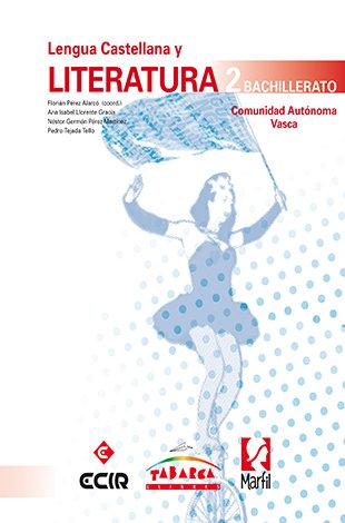 Lengua española y literatura 2º bachillerato euskera