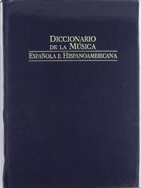 Dic.de la musica española vol 2