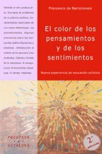 Color del pensar y del sentimiento